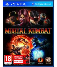 Mortal Kombat Ultra (PS Vita)